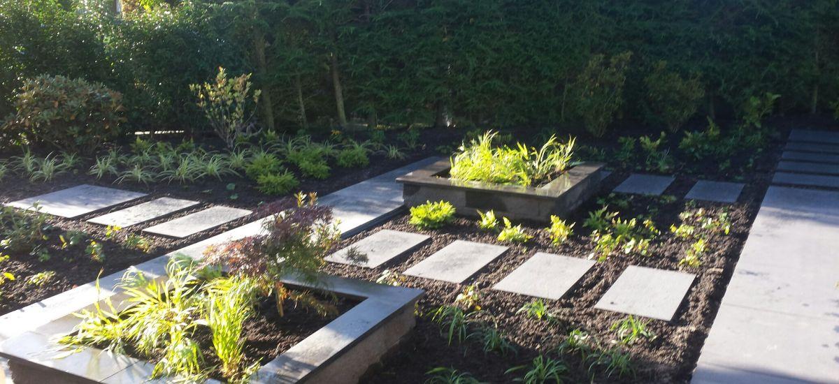 Het beste tuinadvies blom hoveniers for Moderne tuin aanleggen